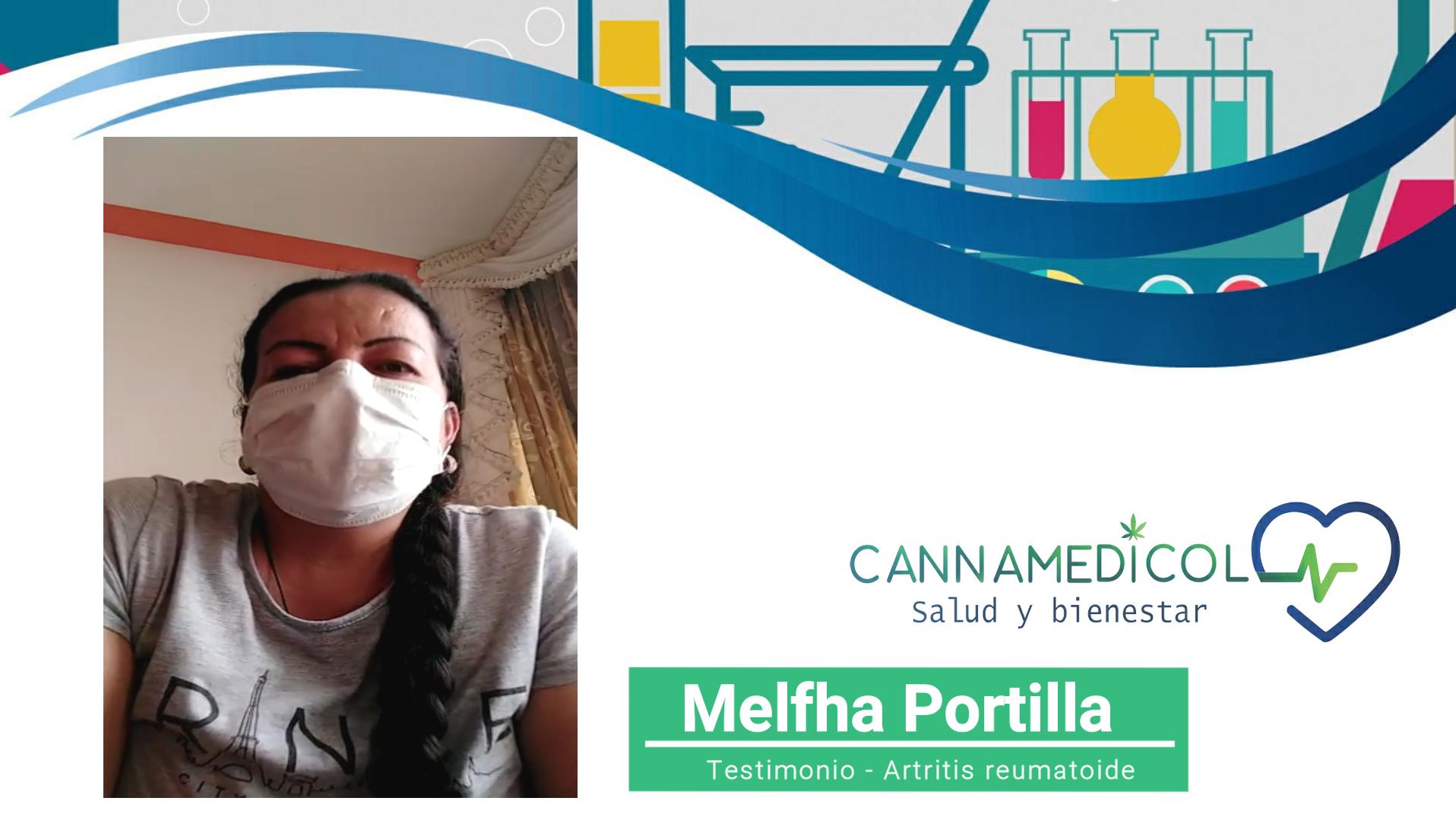 Testimonio de Artritis reumatoide – Melfha Portilla post thumbnail