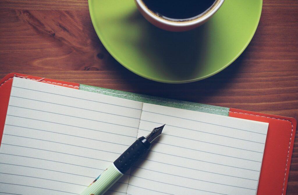 Lápiz y papel. Creatividad